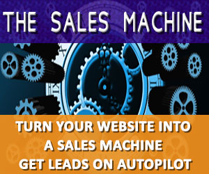 Sales Machine and Mobile Website