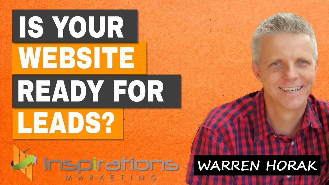 Website Ready For Leads